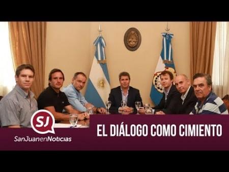 El diálogo como cimiento | #SanJuanEnNoticias