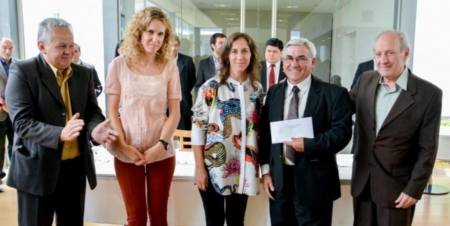 Presentaron las nuevas autoridades del Ministerio de Turismo y Cultura