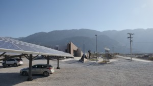 Anchipurac consume el tercio de electricidad que un edificio de similares características