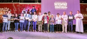 Con una fiesta popular eligieron a los 19 embajadores del Patrimonio Cultural
