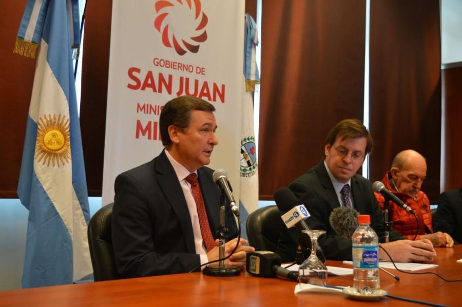San Juan será sede de una feria minera internacional