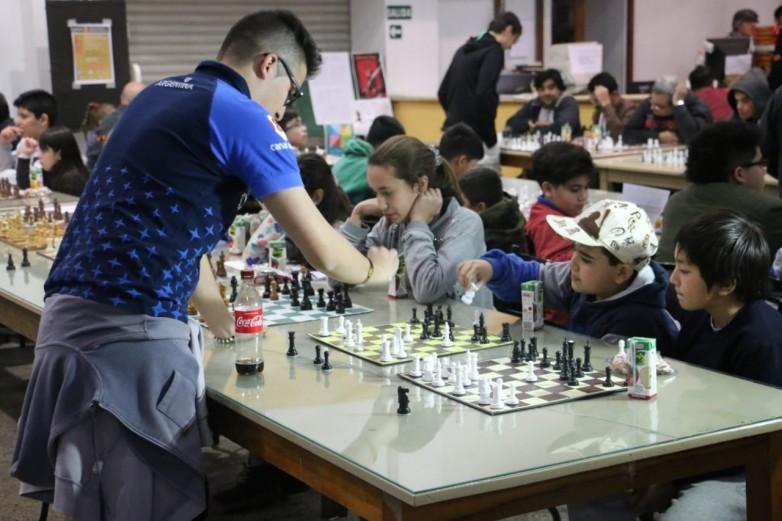 Herrmann debuta en el Panamericano de ajedrez