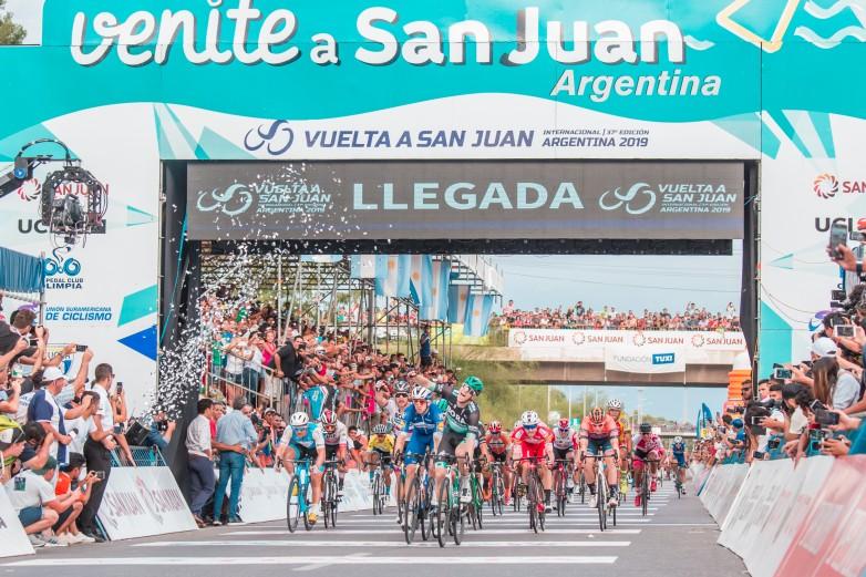 Vuelta a San Juan: más de 200 mil personas presenciaron la última función