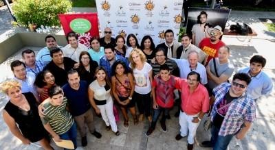 """Gran espacio para artistas locales en el escenario """"San Juan y su música"""""""