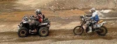 Cortes de rutas con motivo del Dakar 2016