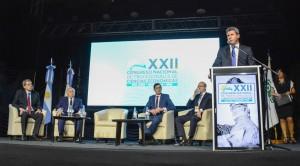 Más de 1500 contadores del país participan en San Juan del XXII Congreso Nacional de Ciencias Económicas