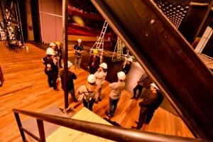 Más de 2500 personas ya visitaron el Teatro del Bicentenario en vacaciones