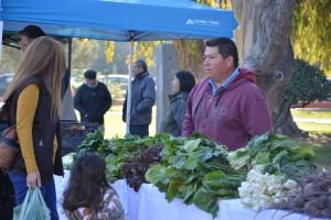 Las vacaciones empiezan en la Feria Agroproductiva