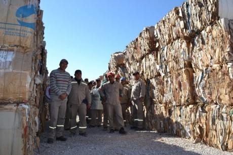 El PTA cumple cinco años y ya vendió 4 mil toneladas de material reciclable