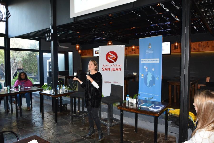 Mentor Day: un encuentro para potenciar al ecosistema emprendedor de San Juan