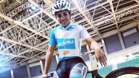 Maribel Aguirre debutó en los Panamericanos