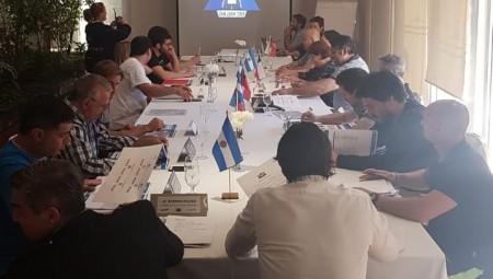 Se realizó en San Juan la Asamblea de lanzamiento de los Juegos Binacionales