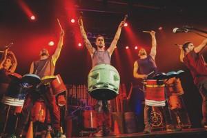 Choque Urbano  traerá  música, teatro y danza a la FNS