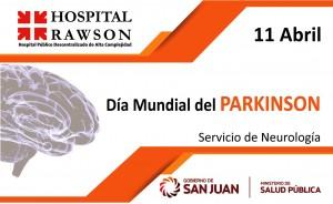 Charlas sobre la enfermedad de Parkinson en el Hospital Rawson