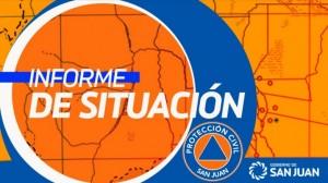 Actualización Sismo en San Juan - Informe preliminar de situación - 30/06/2019