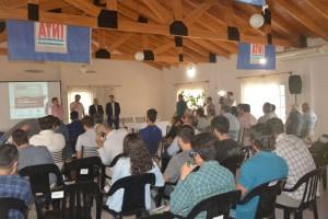 El ministro de Producción participó del Foro CYTED Cuyo 2019