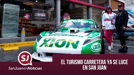 El Turismo Carretera ya se luce en San Juan | #SanJuanEnNoticias