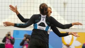A paso firme, Fernanda Pereyra – Ana Gallay ganaron en los Panamericanos