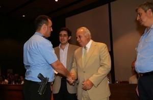 Premiaron a empleados de la Administración Pública Provincial