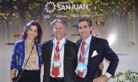 San Juan presente en la Expomin 2016