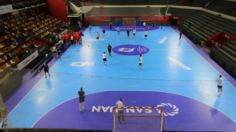 Todo listo para el mejor handball del mundo