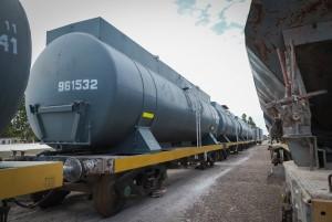Estación de Trenes de Albardón: menores costos y más competitividad para la producción