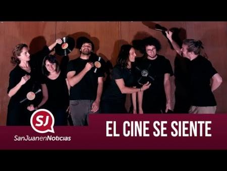 El cine se siente | #SanJuanEnNoticias