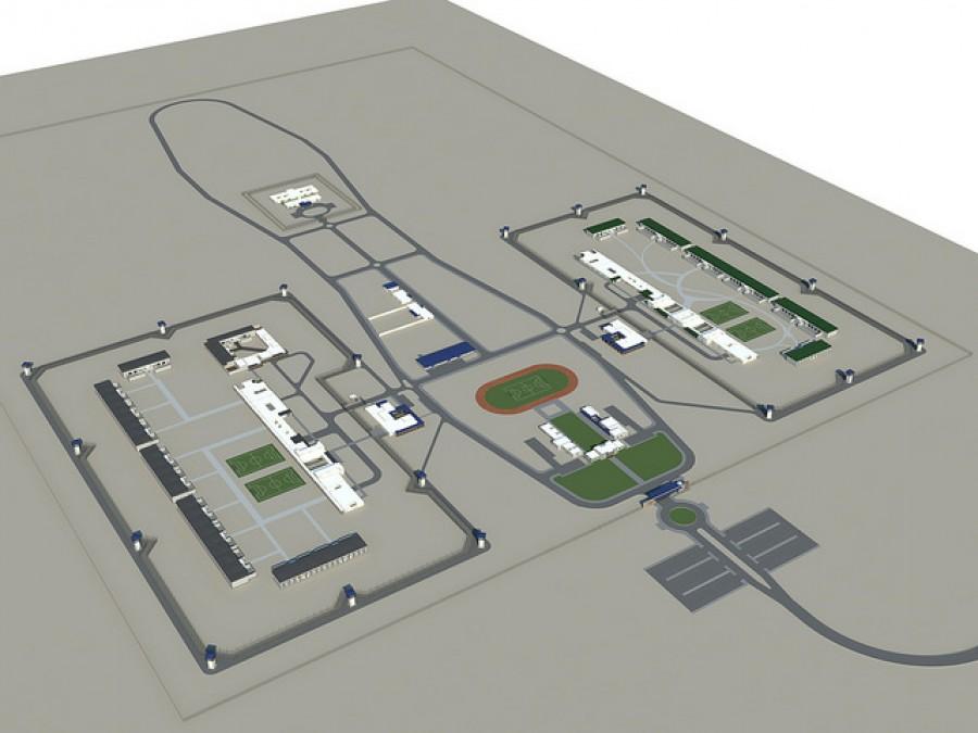 Apertura de licitación para la obra Complejo Penitenciario Provincia de San Juan 1° Etapa
