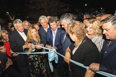 Quedó inaugurada en Rawson la XI Feria de la Cultura Popular y el Libro