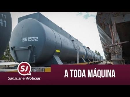 A toda máquina | #SanJuanEnNoticias