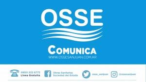 OSSE realiza trabajos de mantenimiento en la planta de Marquesado