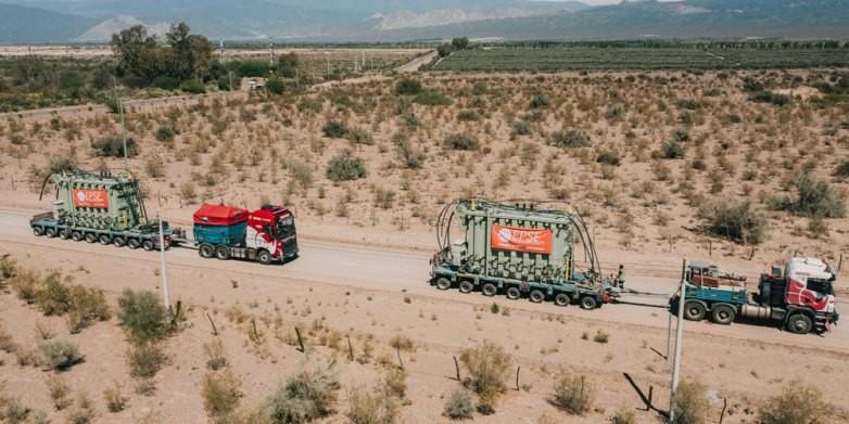 EPSE avanza con la Estación Transformadora de Ullum