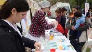 La salud, más cerca de la gente en el Operativo Integral de Albardón