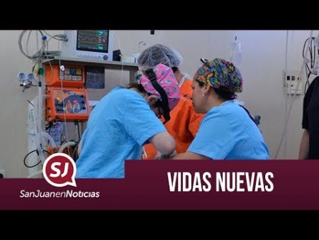 Vidas nuevas | #SanJuanEnNoticias