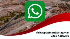 El Parque de Tecnologías Ambientales habilitó una línea de Whatsapp para el público