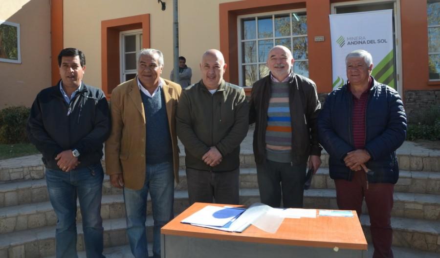 La Municipalidad de Iglesia procesará los residuos sólidos urbanos de Veladero