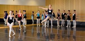 """""""Danzar por la paz"""" ya tiene sus bailarinas"""