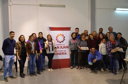 Jáchal quiere donar un horno cerámico a los alumnos de alfarería