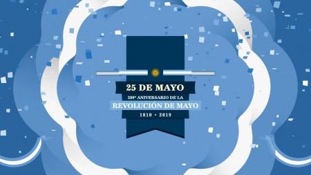 San Juan desfila para celebrar la Patria: seguí en vivo el desfile del 25 de Mayo