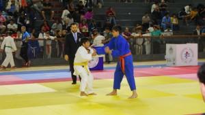Buen arranque de San Juan en el Nacional de Judo