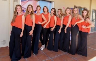 Las candidatas preparan sus looks para lucirse en la Noche Soberana