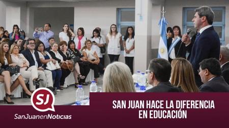 San Juan hace la diferencia en educación | #SanJuanEnNoticias