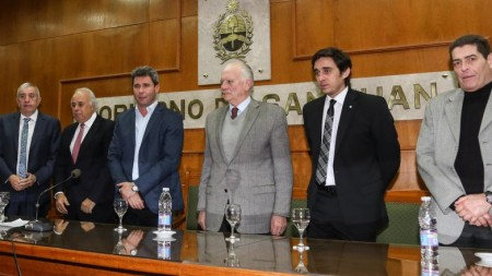 Una dependencia de Flagrancia, premiada por Nación con el oro a la calidad en gestión judicial