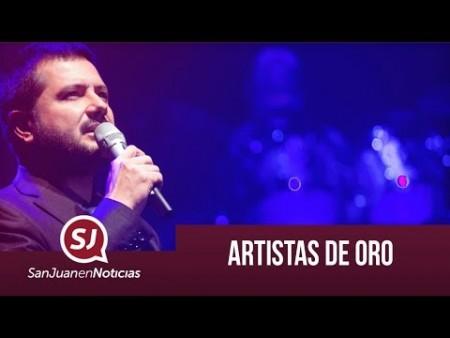 Artistas de oro | #SanJuanEnNoticias