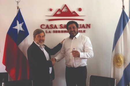 La Casa de San Juan en La Serena colabora con la paz social en Chile