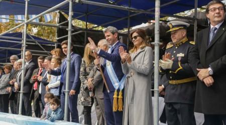 Los sanjuaninos celebraron un nuevo aniversario de la Patria
