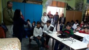 Escuelas de Valle Fértil fueron capacitadas para trabajar en acciones contra el mosquito