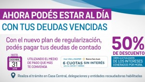 OSSE recuerda que contás con un nuevo plan para estar al día