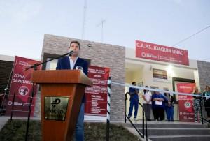 Pocito: amplían edificio e incorporan servicios a Centro de Atención Primaria de la Salud