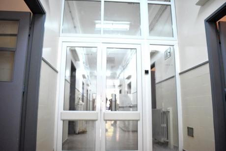 Instalaciones remodeladas para dos servicios del Marcial Quiroga